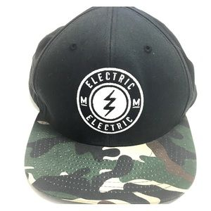 Electric Voltage SnapBack Hat